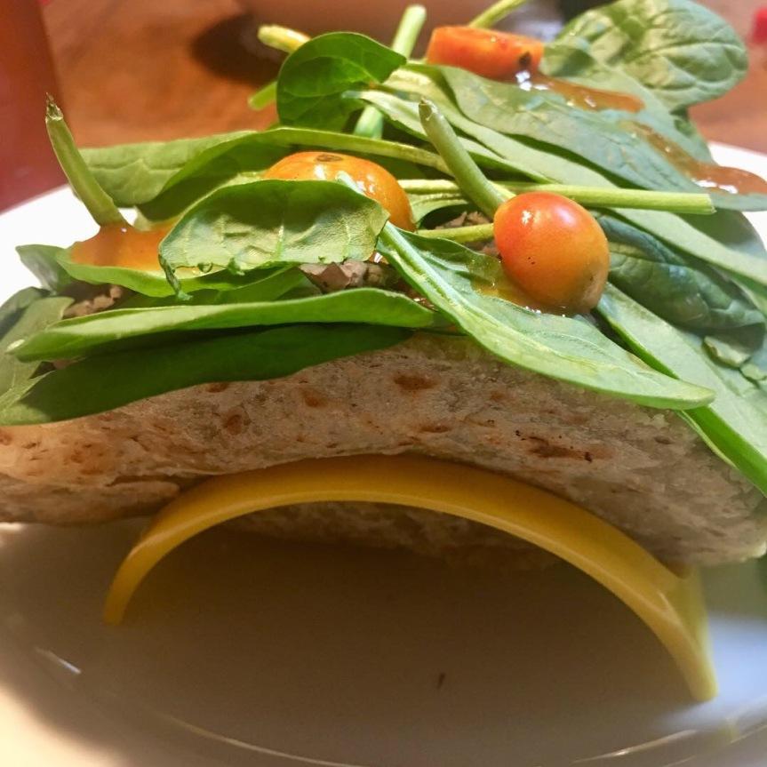 VGF Lentil Tacos